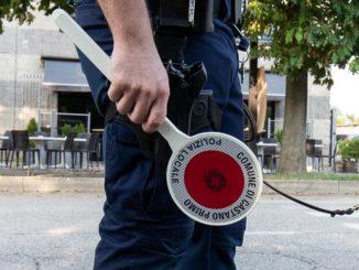 castano spaccio polizia