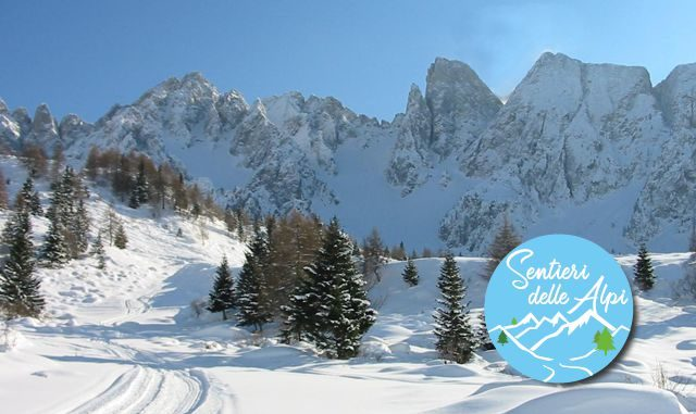 Ciaspolata in Val Camonica