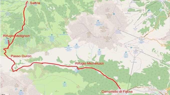 Con le Ciaspole all'Alpe di Siusi