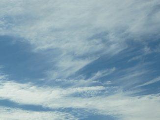 vento nord nubi