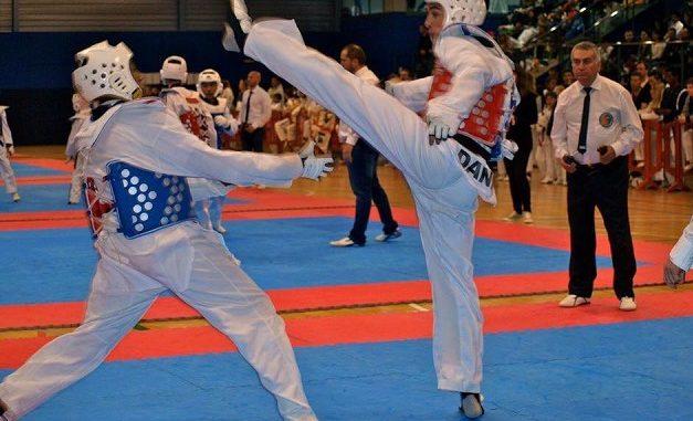 taekwondo samarate stage