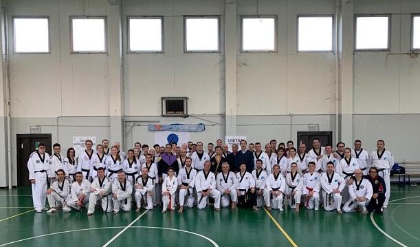 samarate seminario taekwondo