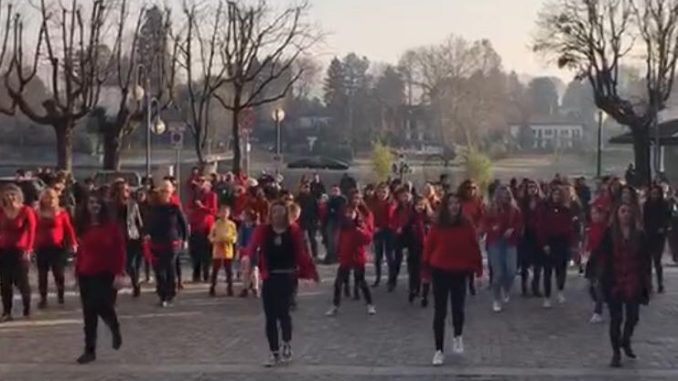 sesto donne flashmob