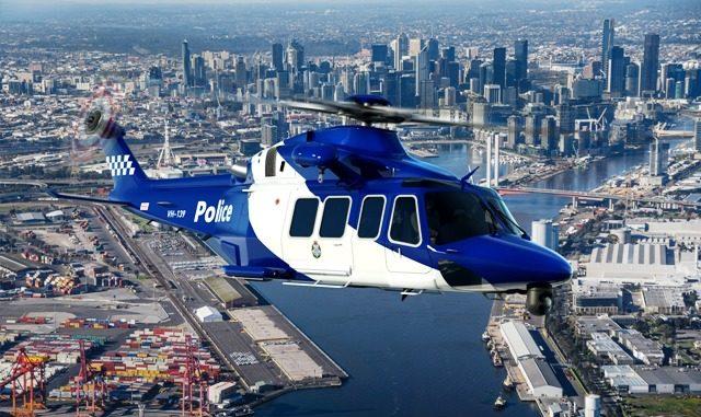 leonardo elicotteri australia