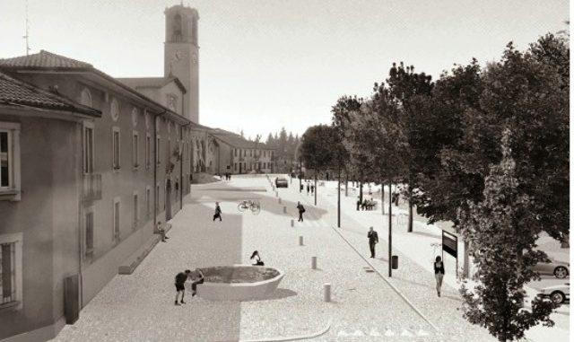 Piazza IV novembre albizzate