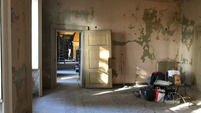 olgiate villa gonzaga restauro