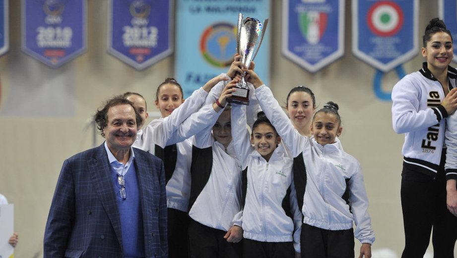 campionato italiano ginnastica