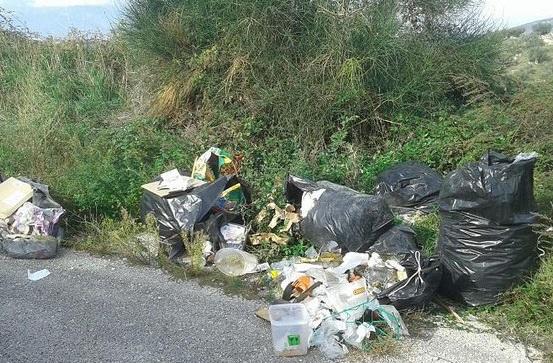 VERGIATE - Cumuli di spazzatura sui bordi delle strade: malcostume che non risparmia nemmeno il territorio di Vergiate. La cui amministrazione, in questi giorni, sta effettuando interventi straordinari di pulizia e rimozione dei rifiuti accumulati sui cigli stradali.
