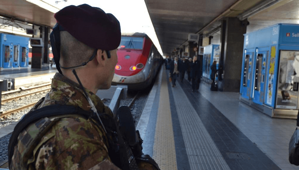 forze ordine treni