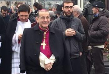 via crucis legnano arcivescovo delpini