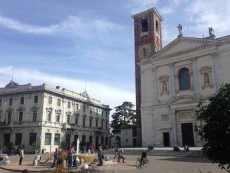 gallarate piazza palazzo borghi