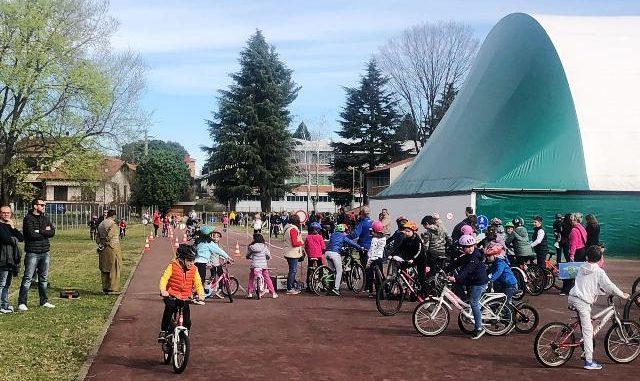pedalare sicuri jerago