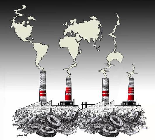 futuro della terra marini