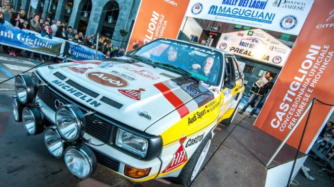 rally dei laghi varese