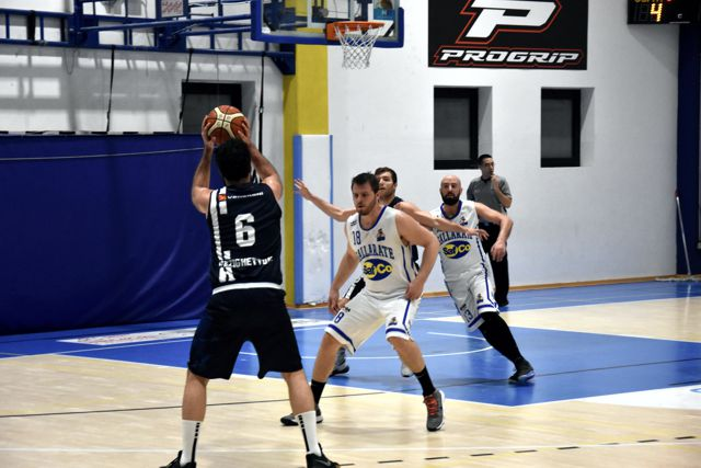 basket gallaratese serie c