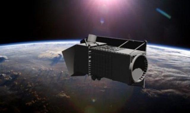 prisma satellite spazio leonardo