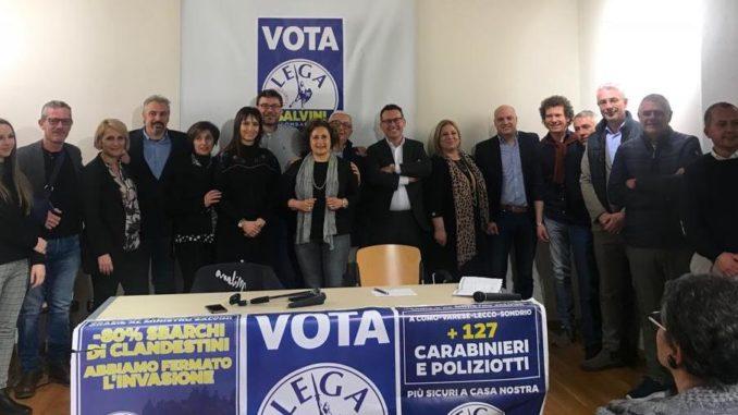 castiglione Lega candidati sindaco