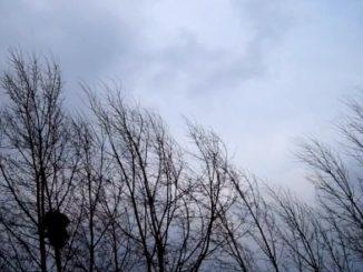 fronte freddo vento