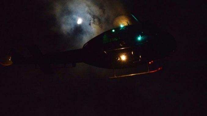 malpensa elicottero voli dirottati