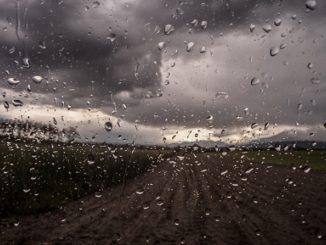 pioggia perturbazione atlantica