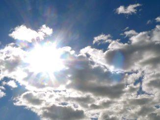 pressione stabile nuvolosità