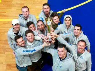 magnago volley campioni regionali