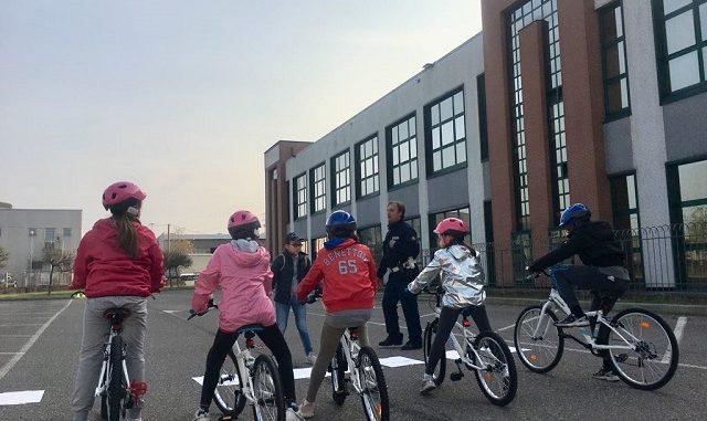 bici sicurezza gallarate basso