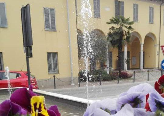 besnate fontana piazza corbo