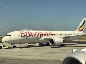 ethiopian airlines malpensa etiopia