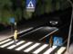 gallarate attraversamento pedonale luminoso
