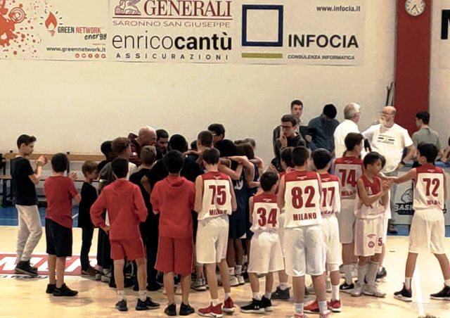 Trofeo Garbosi Olimpia Milano