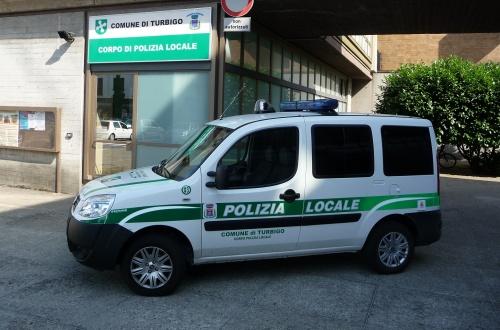 turbigo polizia locale interventi
