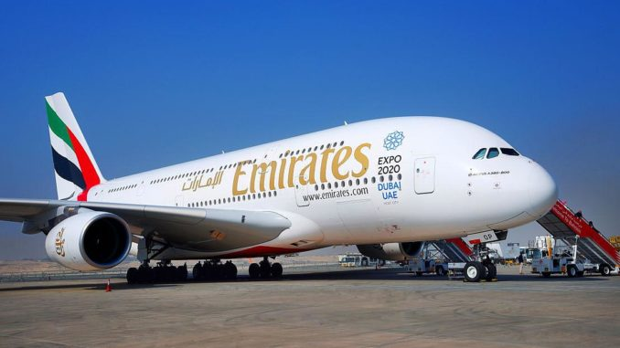 malpensa dubai newyork emirates