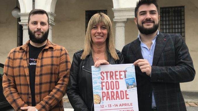 busto street food parade