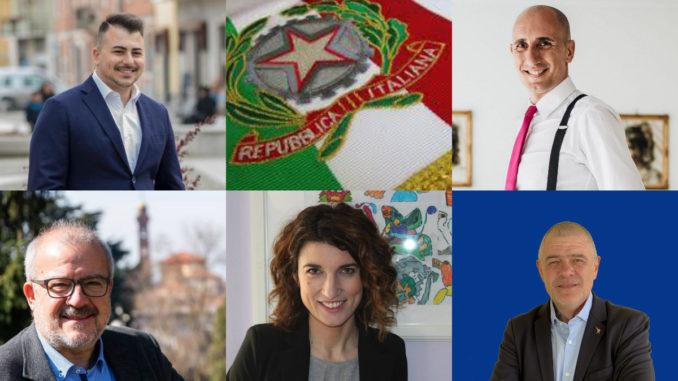 elezioni 2019 candidati samarate