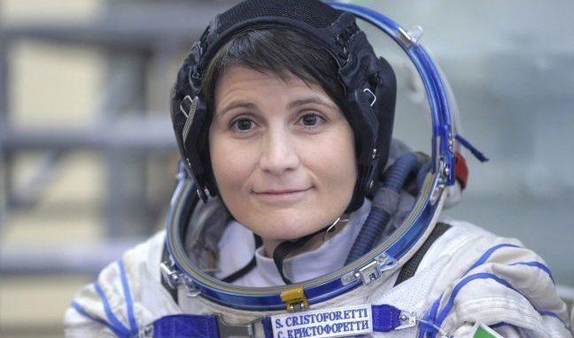 cristoforetti astronauta licei gallarate