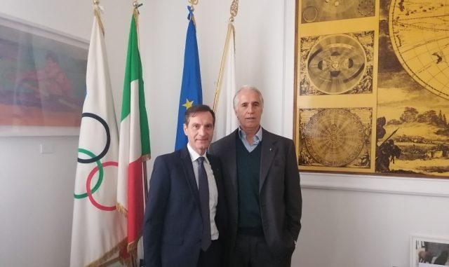 milano olimpiadi iseni malagò