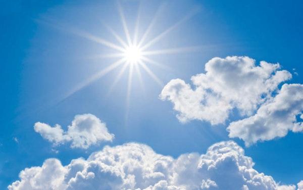 nuvole ritirata schiarite sereno