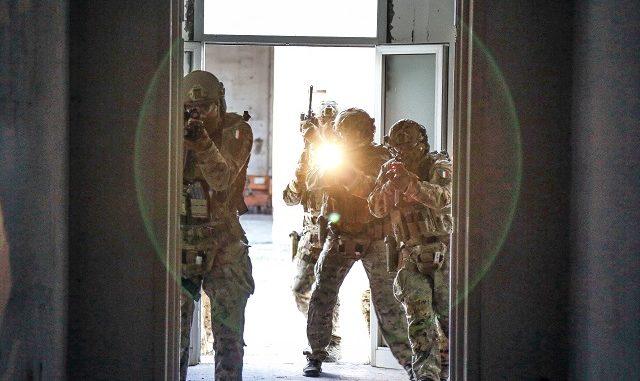 antiterrorismo militari ferno scuola