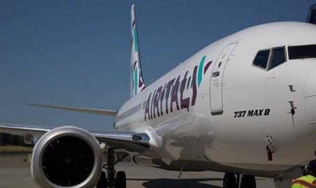 airitaly boeing 737 malpensa