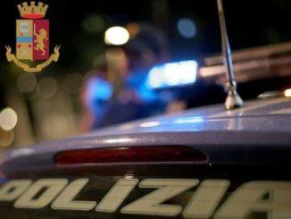 Polizia arresta clandestino gallarate