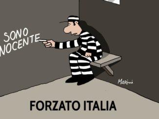 Caianiello inchiesta forza italia marini