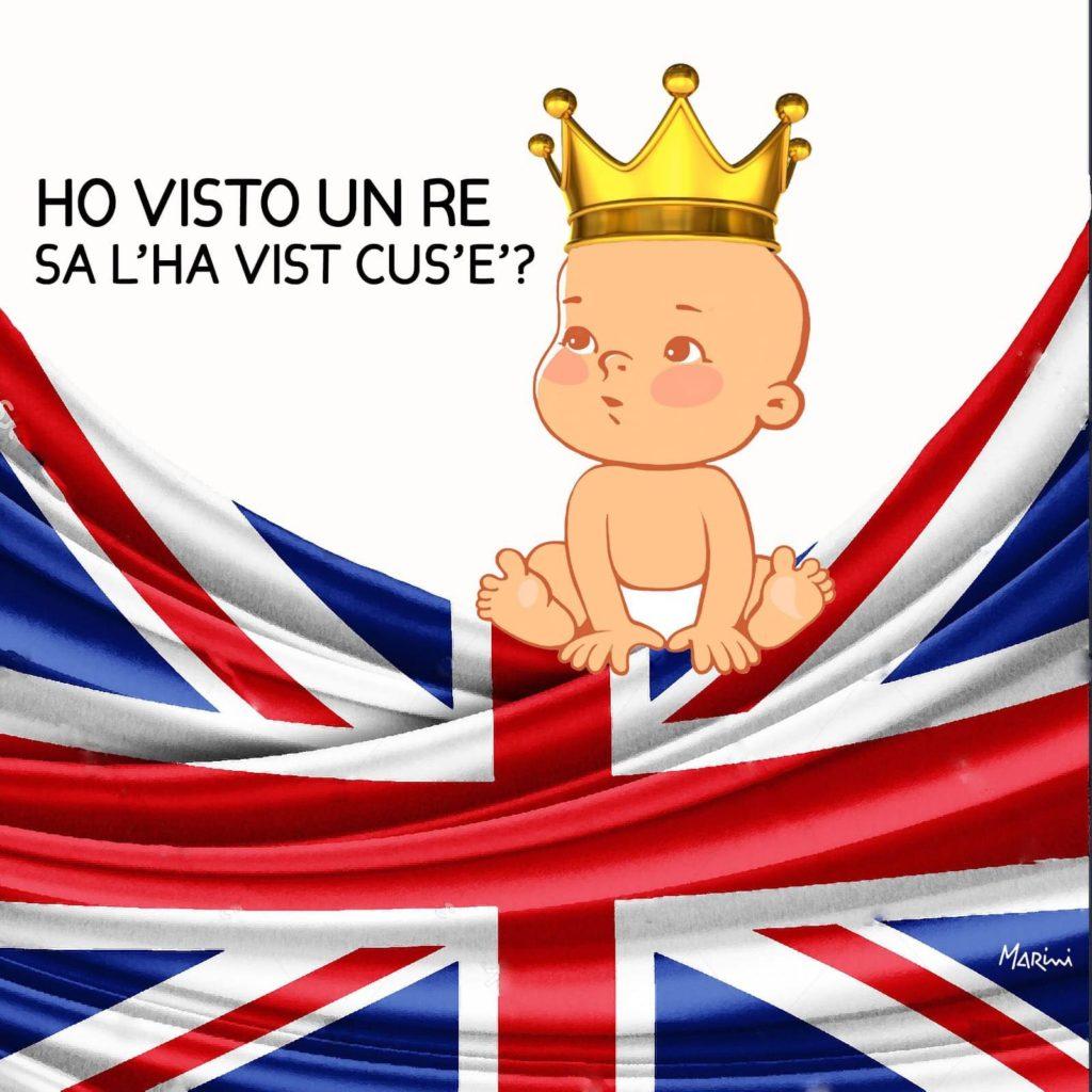 royal baby inghilterra marini