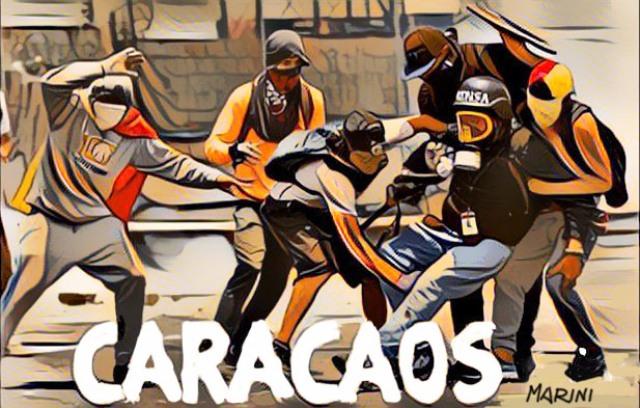 CARACAs venezuela marini