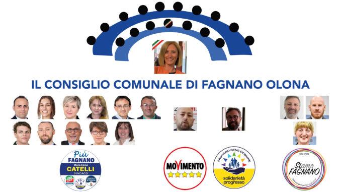 CONSIGLIO COMUNALE FAGNANO