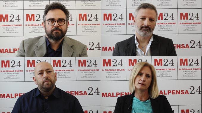 elezioni fagnano quattro candidati