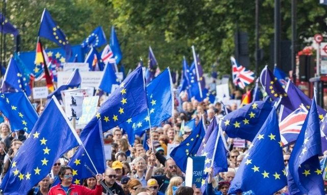 Walk for europe varese