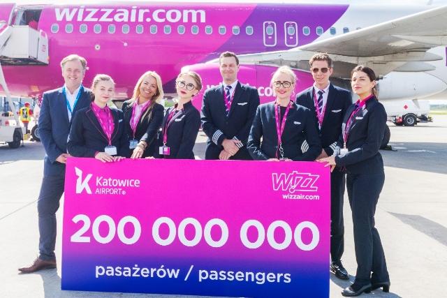 wizz air 15 anni