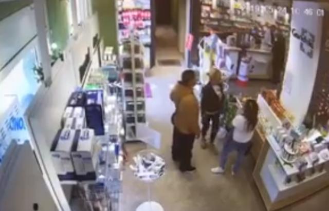 gallarate farmacia ladri furto