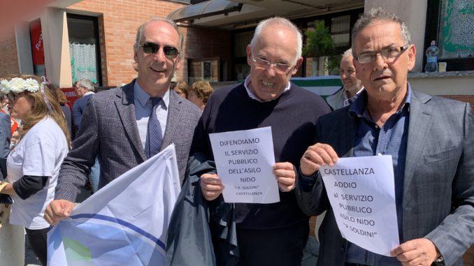 castellanza presidio soldini sindacati 1